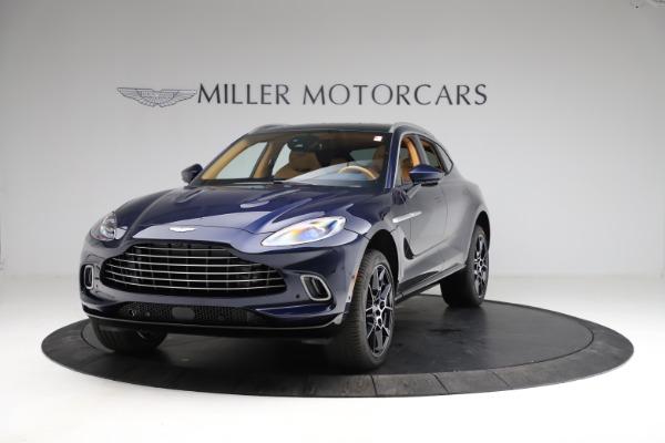 New 2021 Aston Martin DBX for sale $205,386 at Maserati of Greenwich in Greenwich CT 06830 12