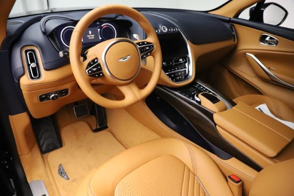 New 2021 Aston Martin DBX for sale $205,386 at Maserati of Greenwich in Greenwich CT 06830 13