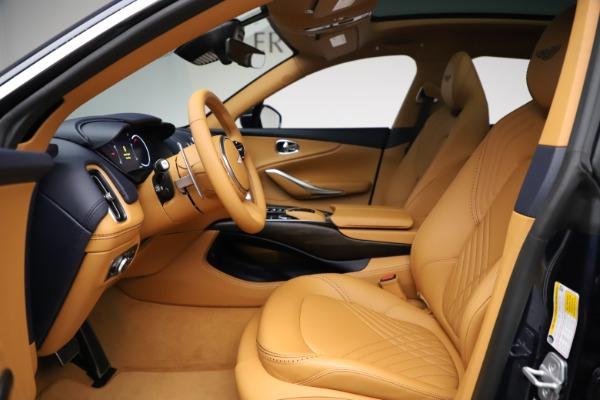 New 2021 Aston Martin DBX for sale $205,386 at Maserati of Greenwich in Greenwich CT 06830 14