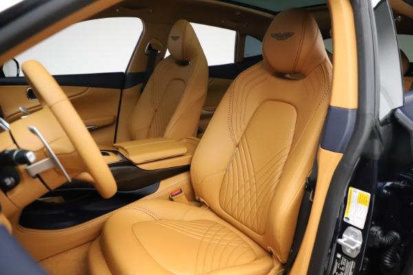 New 2021 Aston Martin DBX for sale $205,386 at Maserati of Greenwich in Greenwich CT 06830 15