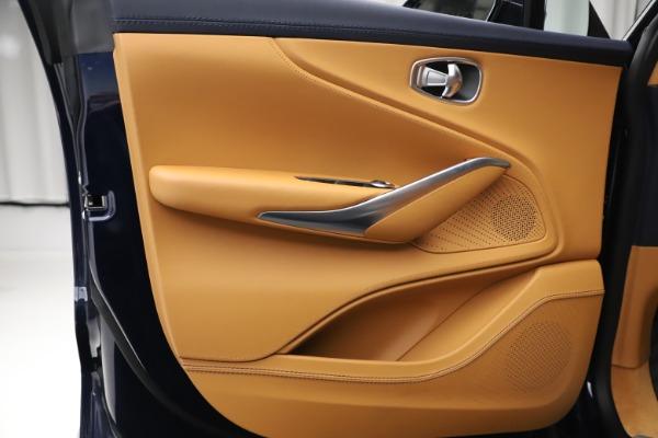 New 2021 Aston Martin DBX for sale $205,386 at Maserati of Greenwich in Greenwich CT 06830 16