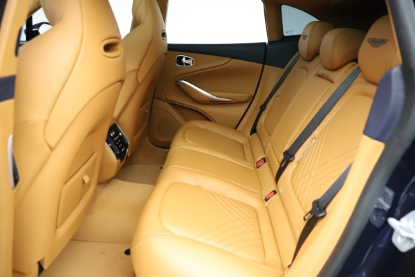 New 2021 Aston Martin DBX for sale $205,386 at Maserati of Greenwich in Greenwich CT 06830 18