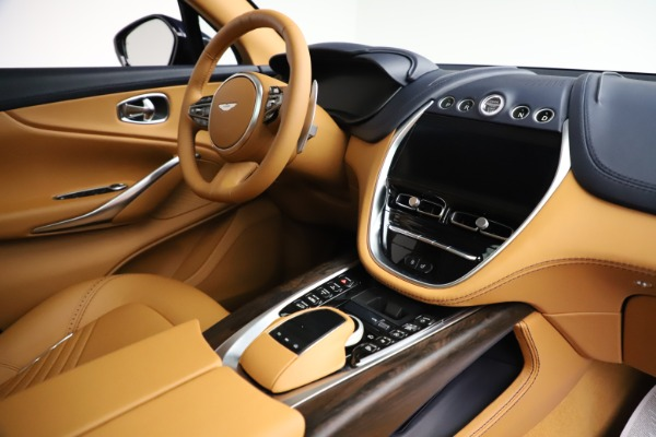 New 2021 Aston Martin DBX for sale $205,386 at Maserati of Greenwich in Greenwich CT 06830 20