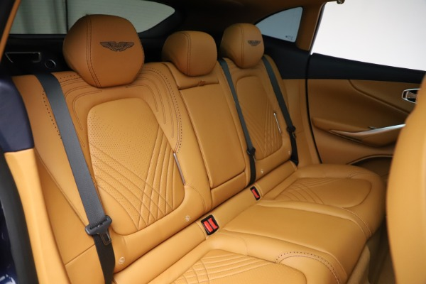 New 2021 Aston Martin DBX for sale $205,386 at Maserati of Greenwich in Greenwich CT 06830 22