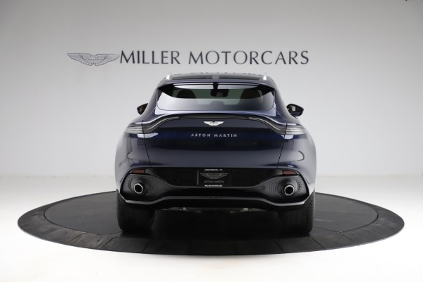 New 2021 Aston Martin DBX for sale $205,386 at Maserati of Greenwich in Greenwich CT 06830 5