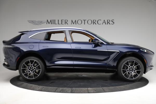 New 2021 Aston Martin DBX for sale $205,386 at Maserati of Greenwich in Greenwich CT 06830 8
