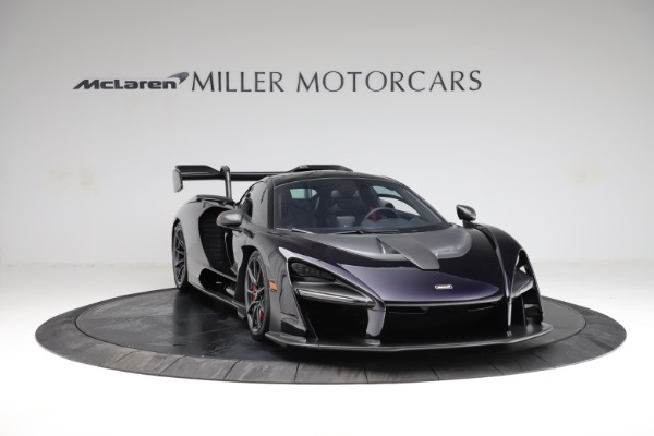 Used 2019 McLaren Senna for sale Call for price at Maserati of Greenwich in Greenwich CT 06830 10