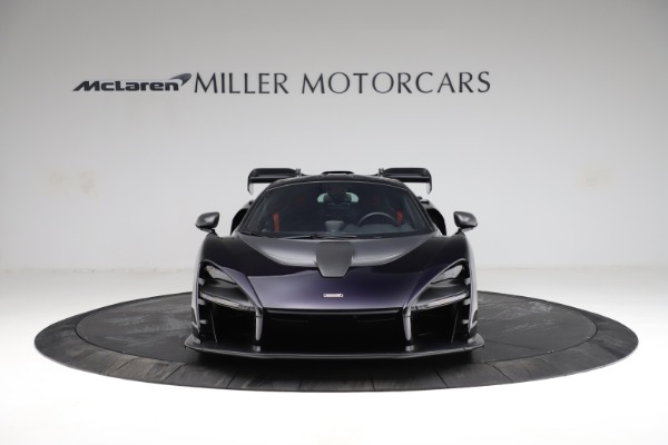 Used 2019 McLaren Senna for sale Call for price at Maserati of Greenwich in Greenwich CT 06830 11