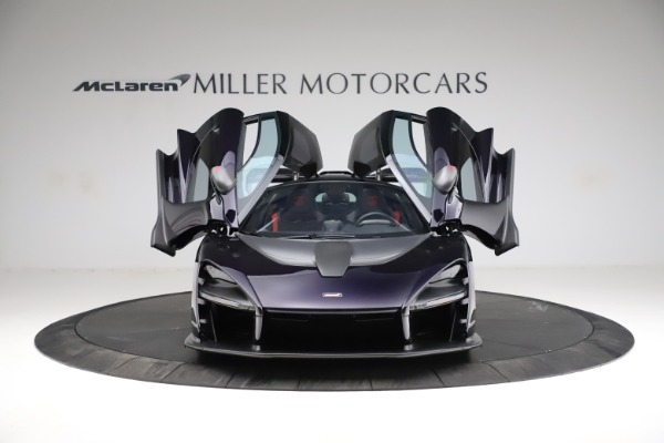 Used 2019 McLaren Senna for sale Call for price at Maserati of Greenwich in Greenwich CT 06830 12