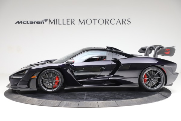 Used 2019 McLaren Senna for sale Call for price at Maserati of Greenwich in Greenwich CT 06830 2