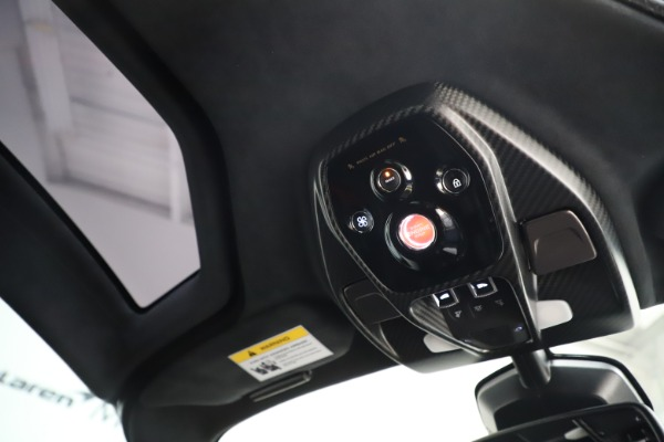 Used 2019 McLaren Senna for sale Call for price at Maserati of Greenwich in Greenwich CT 06830 24