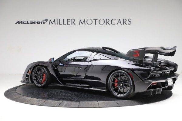 Used 2019 McLaren Senna for sale Call for price at Maserati of Greenwich in Greenwich CT 06830 3