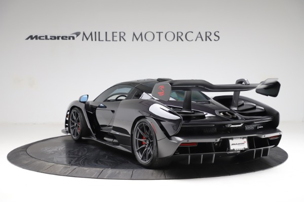 Used 2019 McLaren Senna for sale Call for price at Maserati of Greenwich in Greenwich CT 06830 4