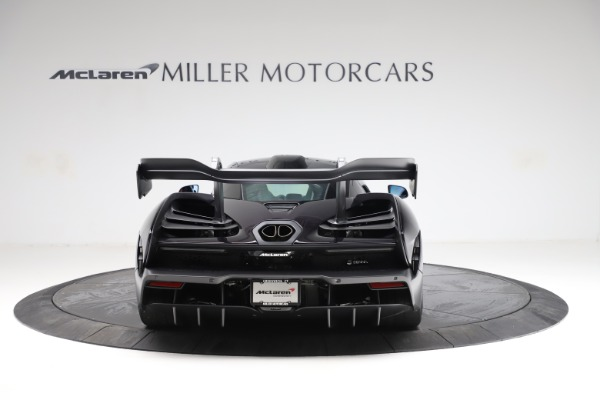 Used 2019 McLaren Senna for sale Call for price at Maserati of Greenwich in Greenwich CT 06830 5