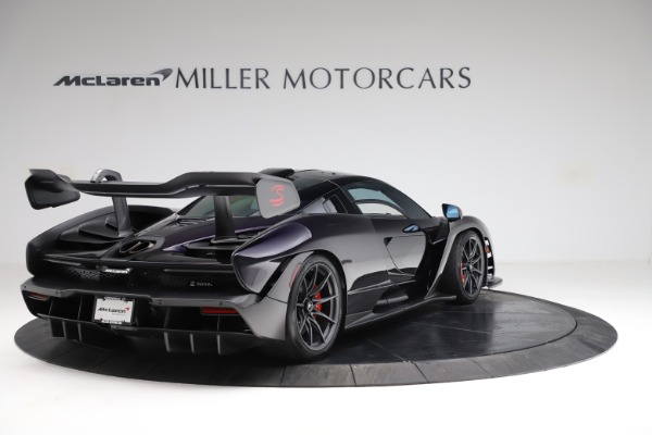Used 2019 McLaren Senna for sale Call for price at Maserati of Greenwich in Greenwich CT 06830 6