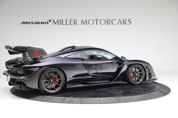 Used 2019 McLaren Senna for sale Call for price at Maserati of Greenwich in Greenwich CT 06830 7