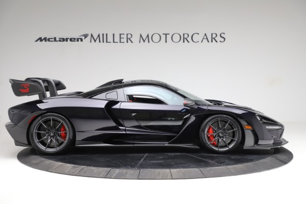 Used 2019 McLaren Senna for sale Call for price at Maserati of Greenwich in Greenwich CT 06830 8