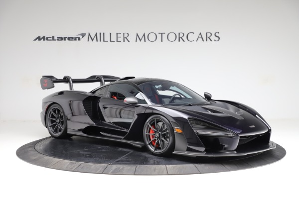Used 2019 McLaren Senna for sale Call for price at Maserati of Greenwich in Greenwich CT 06830 9
