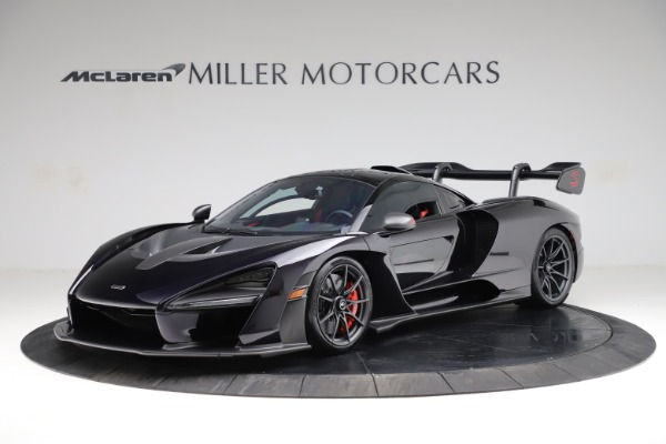 Used 2019 McLaren Senna for sale Call for price at Maserati of Greenwich in Greenwich CT 06830 1