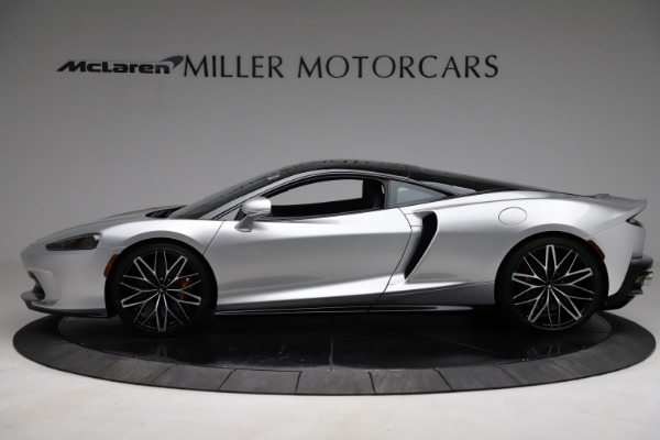 New 2021 McLaren GT Pioneer for sale $214,005 at Maserati of Greenwich in Greenwich CT 06830 2