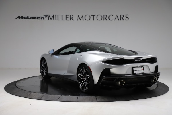 New 2021 McLaren GT Pioneer for sale $214,005 at Maserati of Greenwich in Greenwich CT 06830 4