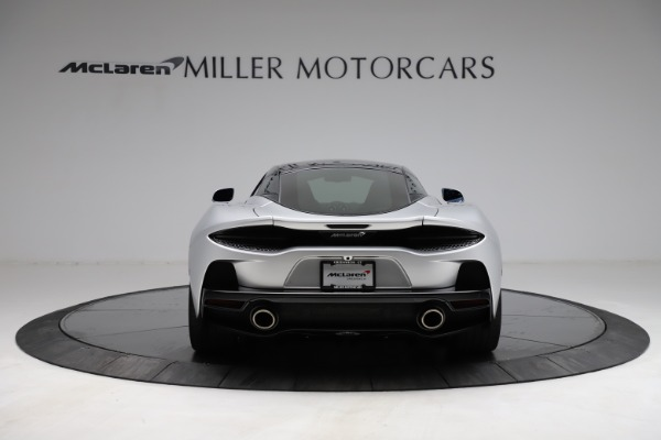 New 2021 McLaren GT Pioneer for sale $214,005 at Maserati of Greenwich in Greenwich CT 06830 5