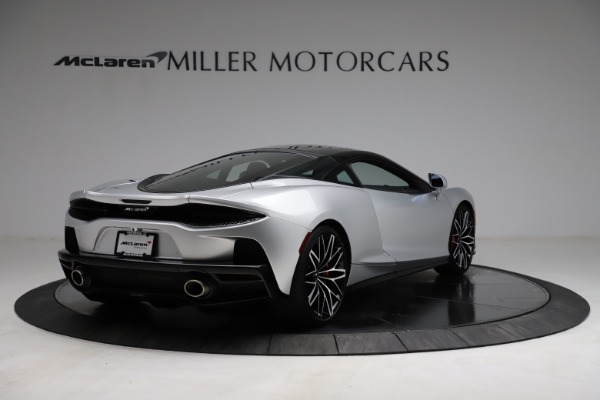 New 2021 McLaren GT Pioneer for sale $214,005 at Maserati of Greenwich in Greenwich CT 06830 6