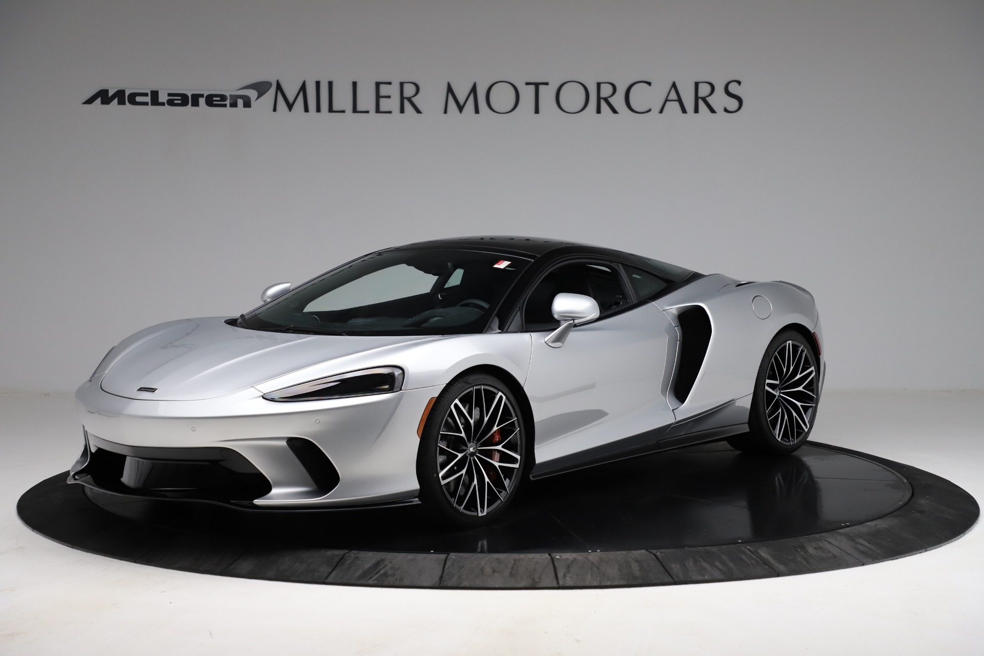 New 2021 McLaren GT Pioneer for sale $214,005 at Maserati of Greenwich in Greenwich CT 06830 1