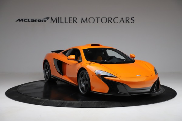 Used 2015 McLaren 650S LeMans for sale $299,900 at Maserati of Greenwich in Greenwich CT 06830 10