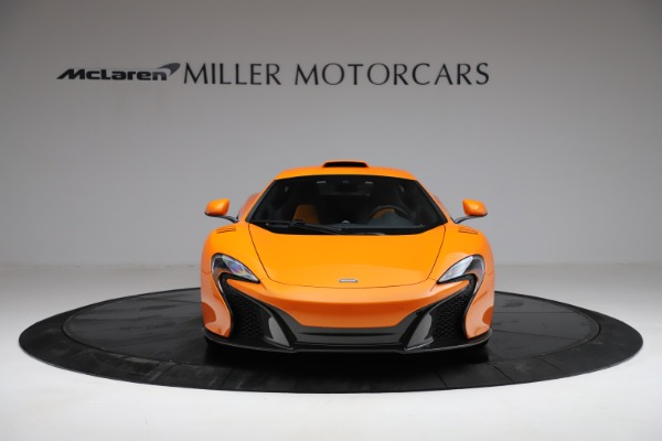 Used 2015 McLaren 650S LeMans for sale $299,900 at Maserati of Greenwich in Greenwich CT 06830 11