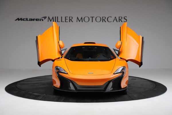 Used 2015 McLaren 650S LeMans for sale $299,900 at Maserati of Greenwich in Greenwich CT 06830 12