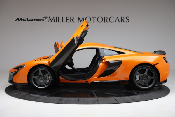 Used 2015 McLaren 650S LeMans for sale $299,900 at Maserati of Greenwich in Greenwich CT 06830 14