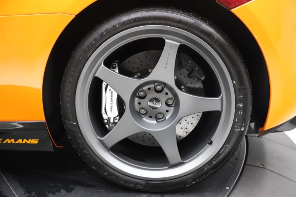 Used 2015 McLaren 650S LeMans for sale $299,900 at Maserati of Greenwich in Greenwich CT 06830 15