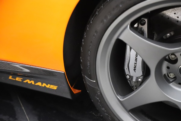 Used 2015 McLaren 650S LeMans for sale $299,900 at Maserati of Greenwich in Greenwich CT 06830 16