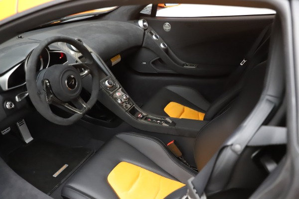 Used 2015 McLaren 650S LeMans for sale $299,900 at Maserati of Greenwich in Greenwich CT 06830 18