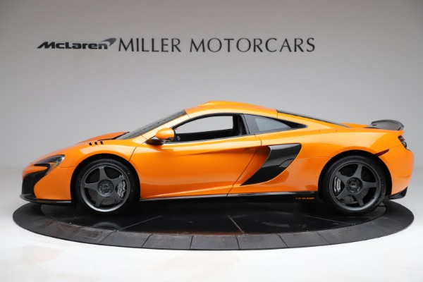 Used 2015 McLaren 650S LeMans for sale $299,900 at Maserati of Greenwich in Greenwich CT 06830 2