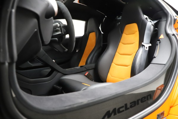 Used 2015 McLaren 650S LeMans for sale $299,900 at Maserati of Greenwich in Greenwich CT 06830 20