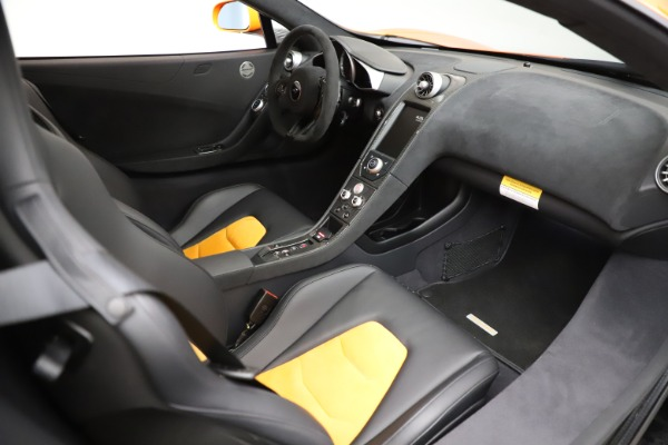 Used 2015 McLaren 650S LeMans for sale $299,900 at Maserati of Greenwich in Greenwich CT 06830 21