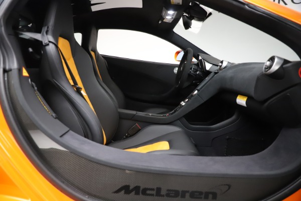 Used 2015 McLaren 650S LeMans for sale $299,900 at Maserati of Greenwich in Greenwich CT 06830 22