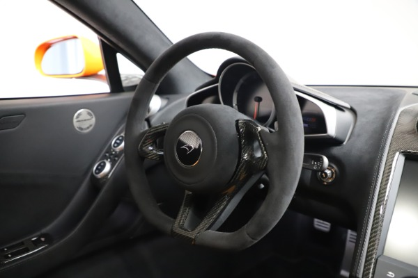 Used 2015 McLaren 650S LeMans for sale $299,900 at Maserati of Greenwich in Greenwich CT 06830 24