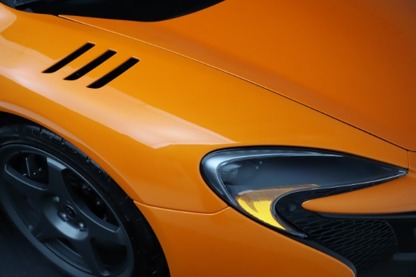 Used 2015 McLaren 650S LeMans for sale $269,990 at Maserati of Greenwich in Greenwich CT 06830 26