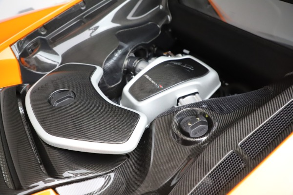 Used 2015 McLaren 650S LeMans for sale $299,900 at Maserati of Greenwich in Greenwich CT 06830 28