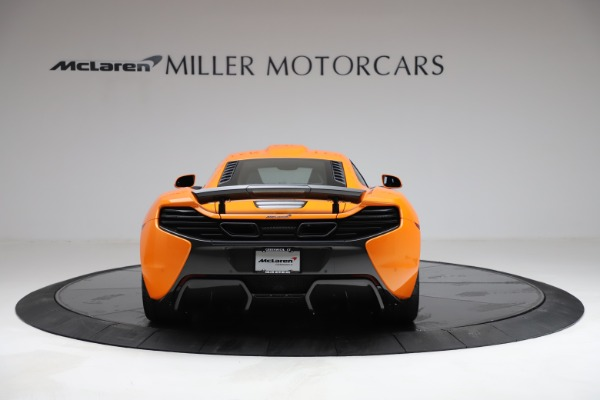 Used 2015 McLaren 650S LeMans for sale $299,900 at Maserati of Greenwich in Greenwich CT 06830 5