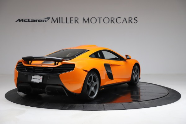 Used 2015 McLaren 650S LeMans for sale $299,900 at Maserati of Greenwich in Greenwich CT 06830 6