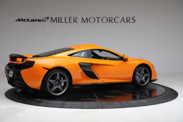 Used 2015 McLaren 650S LeMans for sale $299,900 at Maserati of Greenwich in Greenwich CT 06830 7