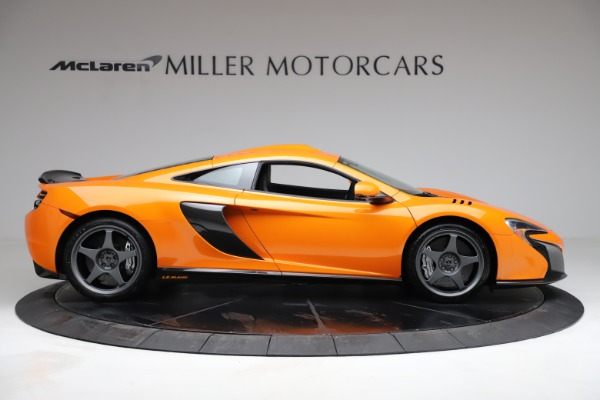 Used 2015 McLaren 650S LeMans for sale $299,900 at Maserati of Greenwich in Greenwich CT 06830 8