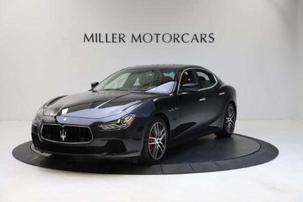 Used 2014 Maserati Ghibli S Q4 for sale $29,900 at Maserati of Greenwich in Greenwich CT 06830 2
