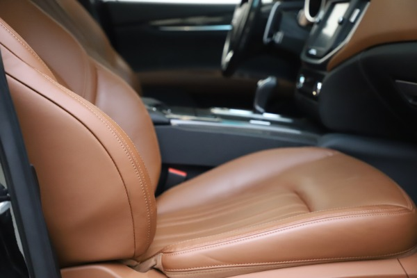 Used 2014 Maserati Ghibli S Q4 for sale $29,900 at Maserati of Greenwich in Greenwich CT 06830 21