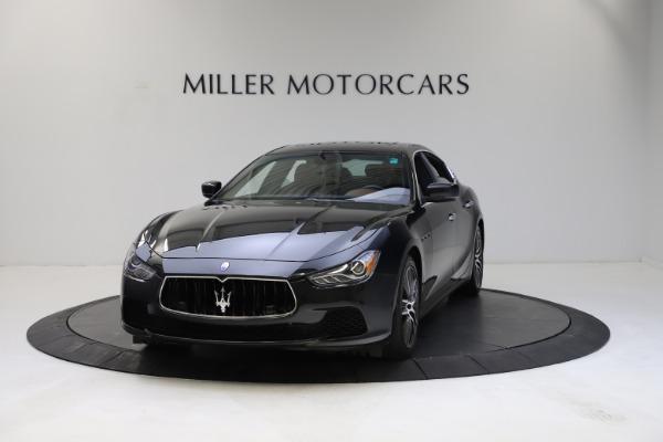 Used 2014 Maserati Ghibli S Q4 for sale $29,900 at Maserati of Greenwich in Greenwich CT 06830 1