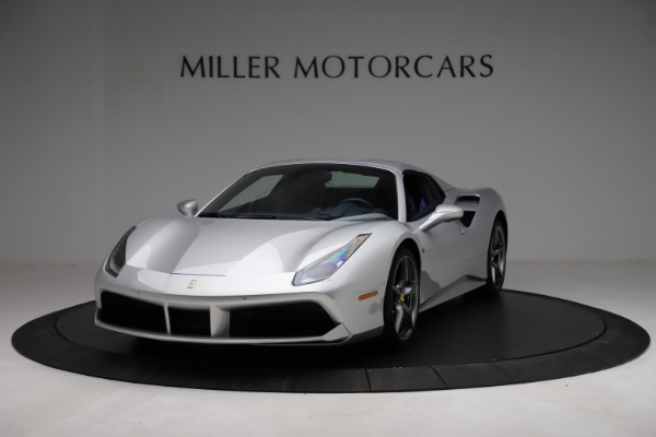 Used 2017 Ferrari 488 Spider for sale $284,900 at Maserati of Greenwich in Greenwich CT 06830 10